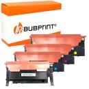 Bubprint 4 Toner kompatibel für HP 117A W2070A...