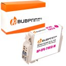 Bubprint Druckerpatrone kompatibel für Epson T1813 18XL für Expression Home XP-100 XP-102 XP-200 XP-205 XP-225 XP-302 XP-305 XP-402 XP-405 Magenta Neue Chip Version