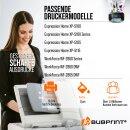 Bubprint Druckerpatrone Cyan kompatibel für Epson...