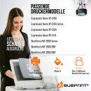 Bubprint Druckerpatrone Magenta kompatibel für Epson...