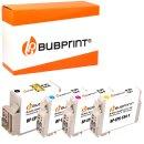 Bubprint 4 XL Patronen kompatibel für Epson...