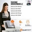 Bubprint Druckerpatrone XL Cyan kompatibel für Epson...