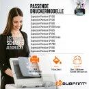 Bubprint Druckerpatrone kompatibel für Epson T3361...