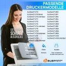 Bubprint Druckerpatrone kompatibel für Epson 104 EcoTank ET-4700 ET-2720 ET-2710 ET-2711 ET-2712 ET-2714 ET-2715 ET-2721 ET-2726 Schwarz Black
