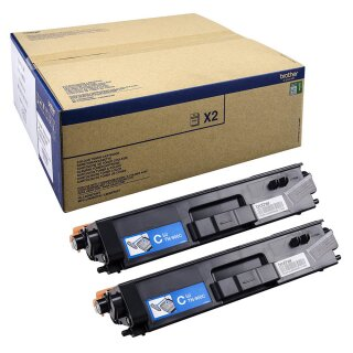 ORIGINAL TN900CTWIN BROTHER HLL9200 TONER (2) CYA