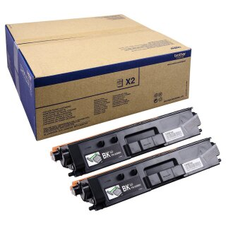 ORIGINAL TN329BKTWIN BROTHER HLL8350 TONER(2) BLK