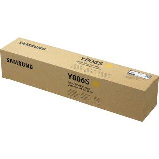 ORIGINAL SS728A SAMSUNG X7400GX TONER YELLOW