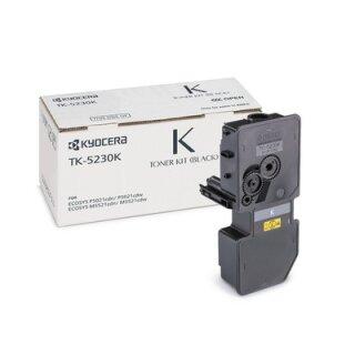 ORIGINAL TK5230K KYOCERA M5521CDN TONER BLACK HC
