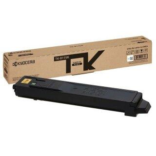 ORIGINAL TK8115K KYOCERA M8124CIDN TONER BLACK