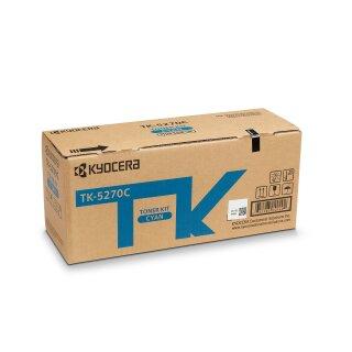 ORIGINAL TK5270C KYOCERA M6230CIDN TONER CYAN