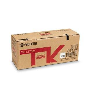 ORIGINAL TK5270M KYOCERA M6230CIDN TONER MAGENTA