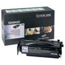 ORIGINAL 12A8420 LEXMARK T430 CARTRIDGE BLACK ST