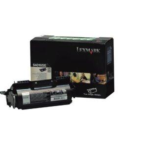 ORIGINAL 64016SE LEXMARK T640 CARTRIDGE BLACK ST