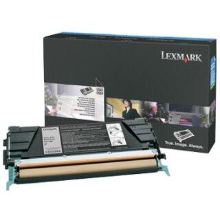 ORIGINAL E250A31E LEXMARK E250D PROJ CARTR BLACK