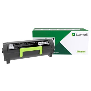 ORIGINAL 51B2X00 LEXMARK MS617 TONER BLACK RETURN