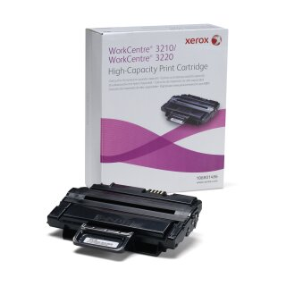 ORIGINAL 106R1486 XEROX WC3210 TONER BLACK HC