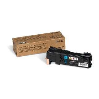 ORIGINAL 106R1591 XEROX PH6500 TONER CYAN ST