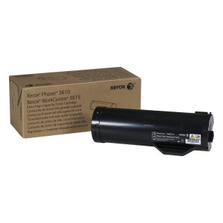 ORIGINAL 106R2731 XEROX PH3610 TONER BLACK HC