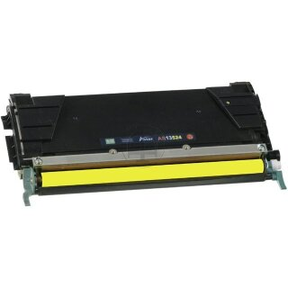 ORIGINAL AS13524 ASTAR LEX. C524 TONER YEL