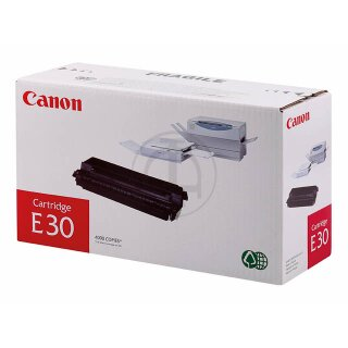 ORIGINAL E30 CANON FC210 CARTRIDGE BLACK