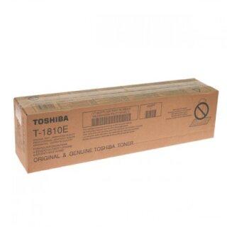 ORIGINAL T1810E TOSHIBA ESTUDIO 181 TONER BLACK