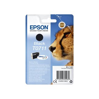 ORIGINAL C13T07114012 EPSON DX4000 TINTE BLACK