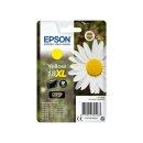 ORIGINAL C13T18144012 EPSON XP30 TINTE YELLOW HC
