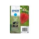 ORIGINAL C13T29824012 EPSON XP235 TINTE CYAN ST