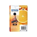 ORIGINAL C13T33314012 EPSON XP530 TINTE BLACK ST