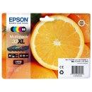 ORIGINAL C13T33574011 EPSON XP530 TINTE (5) HC