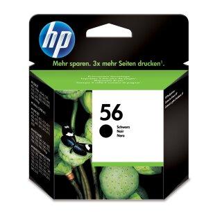 ORIGINAL C6656AE HP DJ5550 TINTE BLACK