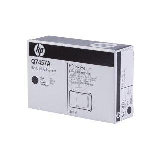 ORIGINAL Q7457A HP 4500 TIJ 2.5 TINTE BLACK