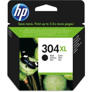 ORIGINAL N9K08AE#UUS HP DJ3720 TINTE BLACK HC
