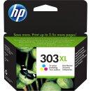 ORIGINAL HP Tintenpatrone mehrere Farben T6N03AE 303XL ~415 Seiten