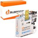 Bubprint Druckerpatrone kompatibel für Brother Cyan...