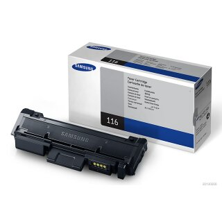 ORIGINAL Samsung Toner schwarz MLT-D116S SU840A ~1200 Seiten