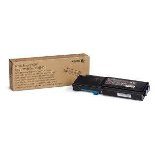 ORIGINAL Xerox Toner cyan 106R02245  ~2000 Seiten Standardkapazität