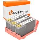 Bubprint 3 Druckerpatronen kompatibel für HP 364 XL...