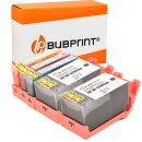 Bubprint 5 Druckerpatronen kompatibel für HP 920 XL...