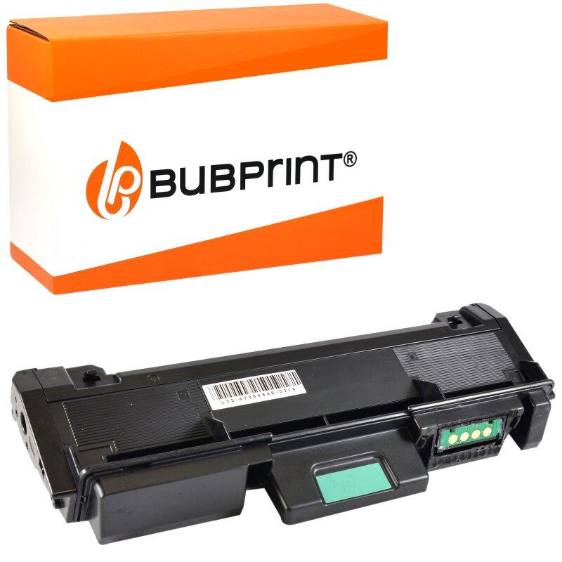 Bubprint Toner kompatibel für Samsung MLT-D116 Xpress M 2626/2675 F XXL black 3.000 Seiten
