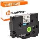 Bubprint Schriftband kompatibel für Brother TZe241...
