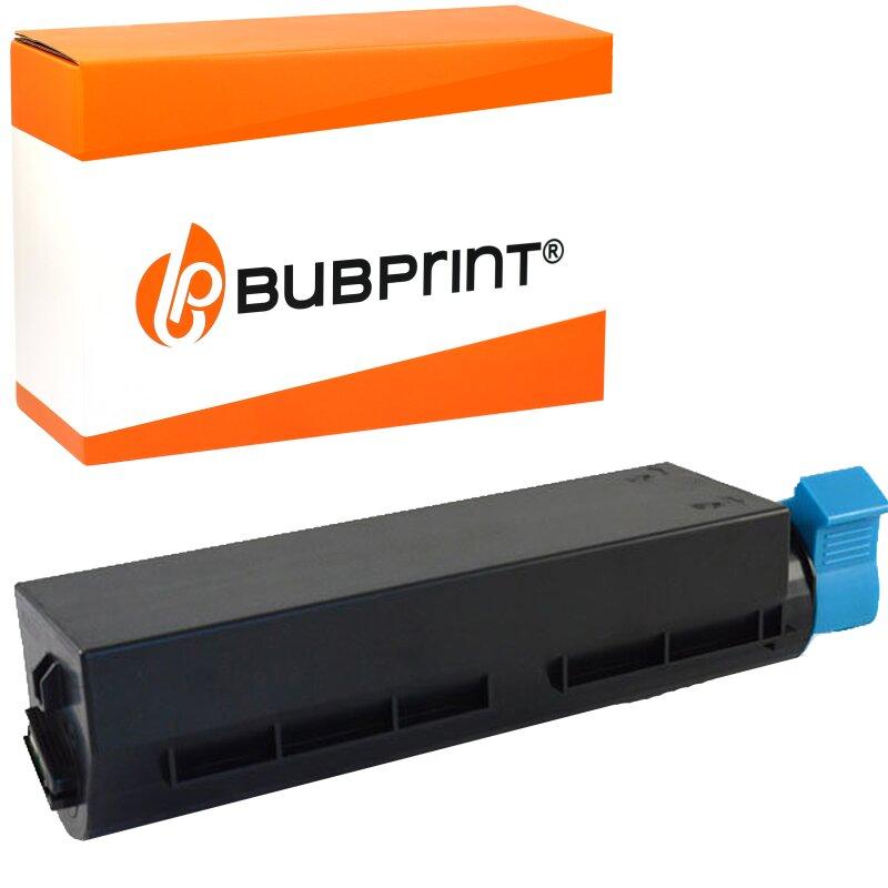 Bubprint Toner black kompatibel für OKI B411 B431 MB491 (3.000S)