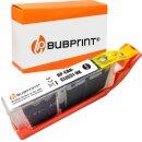 Bubprint Druckerpatrone black foto kompatibel für...