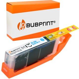 Bubprint Druckerpatrone kompatibel für Canon CLI-571 XL cyan MG7752