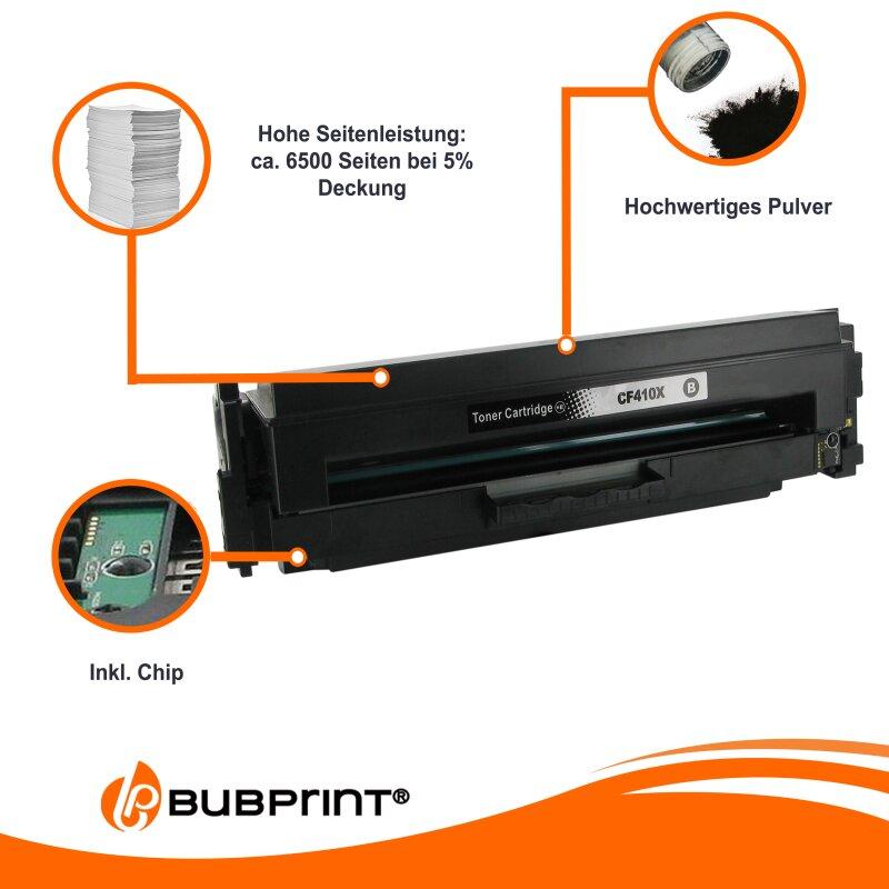 Toner kompatibel für HP CF410X HP Color LaserJet Pro MFP M477 FDW M477 FDN M477