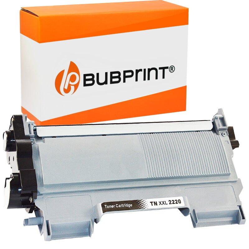 Kompatibel für Brother XXL Toner TN-2220 MFC-7360N HL-2215 HL-2230 HL-2240 Fax 2840 von Bubprint