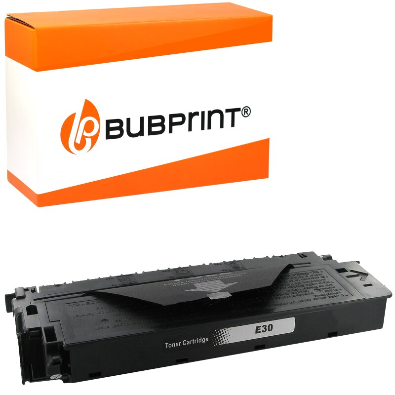 Bubprint Toner black kompatibel für Canon E30 E 30