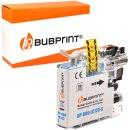Bubprint Druckerpatrone Cyan kompatibel für Brother...
