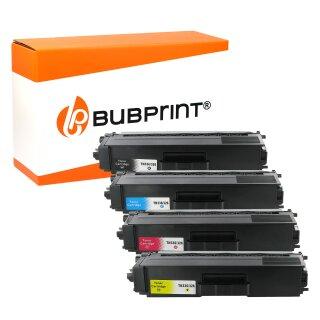 Kompatibel für Brother TN-326 HL-L8250cdn Toner MFC-L8650cdw MFC-L8850cdw HL-L8350cdw HL-L8350cdwt DCP-L8450cdw 4er Set von Bubprint