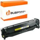 Bubprint Toner kompatibel für HP CF382A  / CF312A...